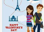 Valentine's Printables from Little Passports #affiliate