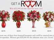 Valentine's Gift Guide: Teleflora's Flowers Ultimate Cave Sweepstakes