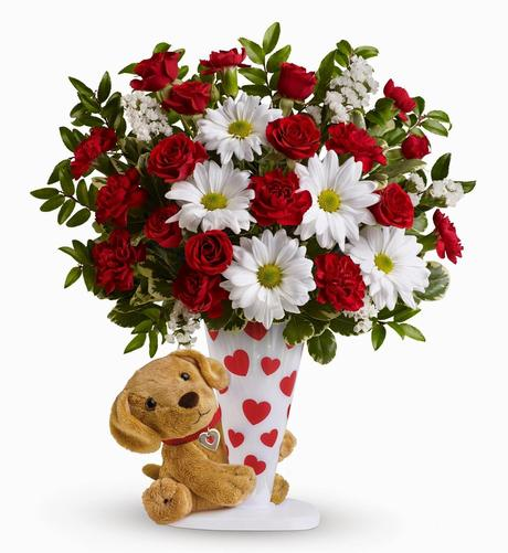 valentine's day gift guide: teleflora's valentine's day flowers, Ideas