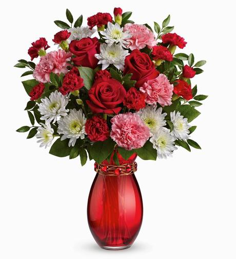 Valentine's Day Gift Guide: Teleflora's Valentine's Day Flowers & Ultimate Man Cave Sweepstakes
