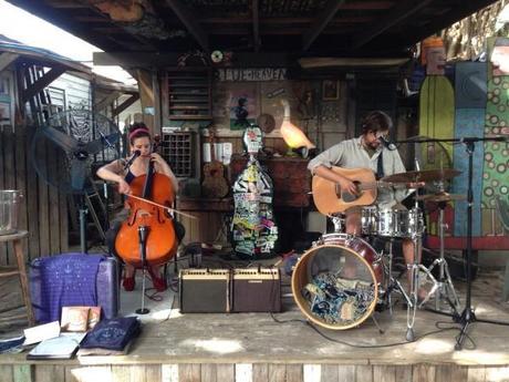 Florida-Keys-2015-Vacation-Ocean-Beach-Bay-Tropical-Islamorada-The-Moon-And-You-Band-Music-Carolina-Duo