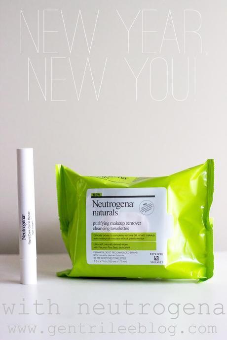 No Makeup- Makeup // New Year, New You, With Neutrogena