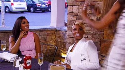 Kenya Moore Gets Served A Cease & Desist Letter From NeNe Leakes