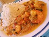 Pakistan Style Prawn Curry