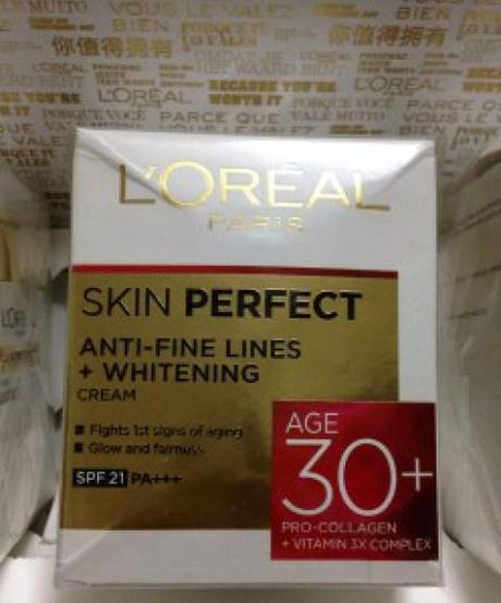 L'Oreal Paris Skin Perfect: The Expert Skincare for Every Age
