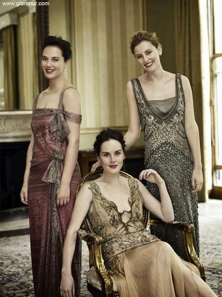 DRESS LIKE A CRAWLEY - STYLE INSPIRATION FROM THE LADIES OF DOWNTON ABBEY