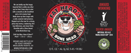 Image result for Bone head red