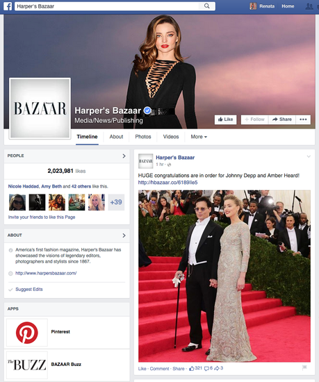 MAJOR! This Writer Unfollowed Harper's Bazaar! Find Out Why.