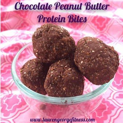 Chocolate Peanut Butter Protein  + Barre and F-bombs!