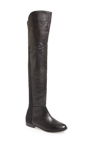 Chinese Laundry - 'Riley' Over The Knee Boot (Women) Womens Black