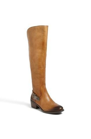 Vince Camuto - 'Bedina' Over the Knee Boot Womens Brown 6 M