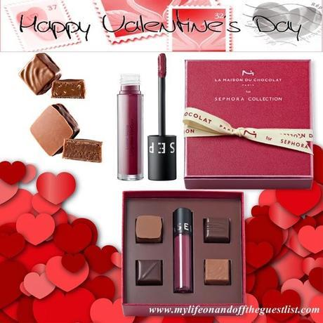 Valentine's Day Gifts: La Maison du Chocolat for Sephora Collection