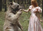 Stunning Portraits With Real Animals Katerina Plotnikova