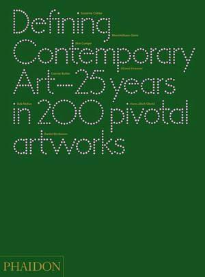 DEFINING CONTEMPORARY ART - A BOOK, A VIDEO