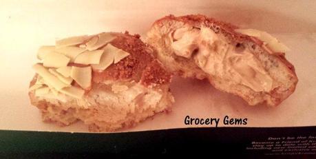 Review Krispy Kreme Lotus Caramelised Biscoff Doughnuts