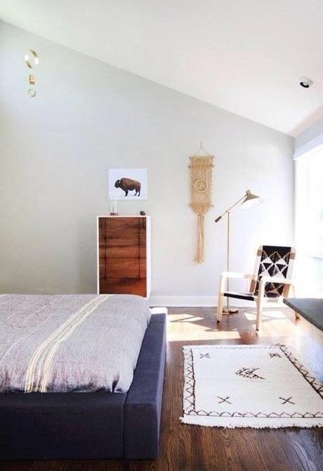 wall-hanging-with-buffalo-print