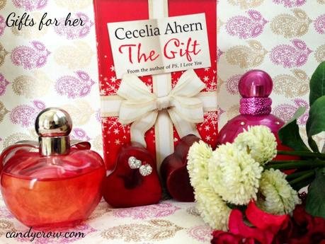Top 5 Valentine's Day Gift Ideas For Her, romantic gifts