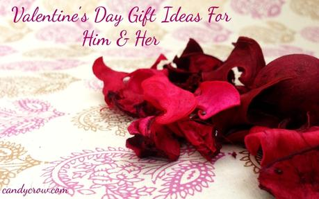 Top 5 Valentine's Day Gift Ideas For Him & Her, romantic gifts