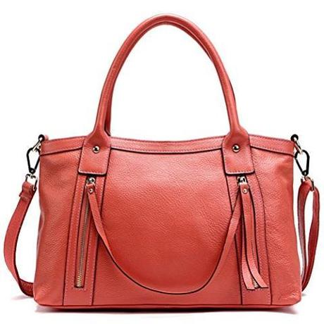 PASTE - PASTE Women's Style Cow Leather Totes/Shoulder Bag