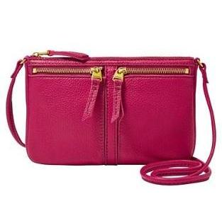 Fossil - Women's Fossil 'Small Erin' Crossbody Bag