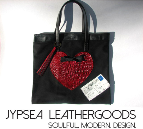 Jypsea Leathergoods - Distant Lover Market Bag
