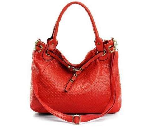 Life - 100% Genuine Leather Printed Braided Tote Hand Made Fashion Lady BV Inspired Handbag Tote Bag
