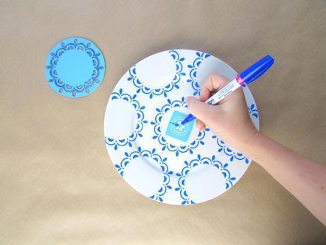 Geometric-Pattern-Technique