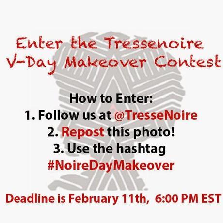 Win a Valentine's Day Makeover!