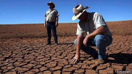 Australia:  Of droughts and flooding rains