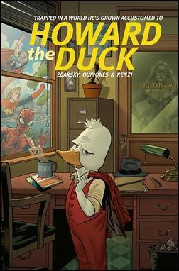 Howard The Duck #1 Cover