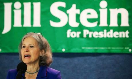 Dr. Jill Stein Announces A Second Run For President