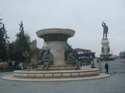 Top 10 sights in Skopje, Macedonia.
