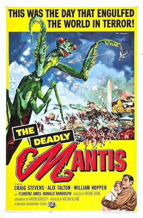 #1,635. The Deadly Mantis  (1957)