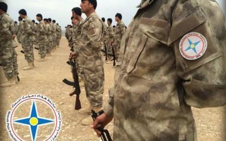 Assyrian Christian militia