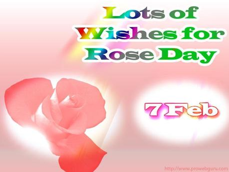 Rose Day Wallpapers, Rose Day Wishes, First Day of Valentine Week