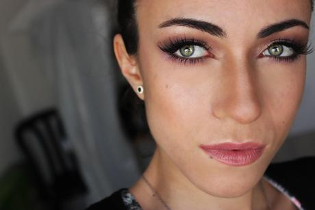 V-Day 2015 Romantic Date Night Makeup Tutorial