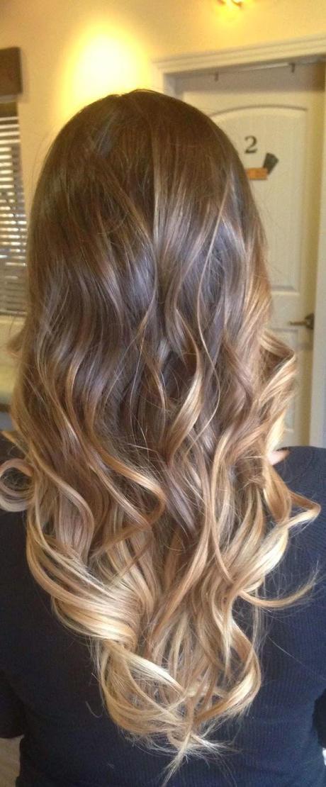 Hot Hair Trend BALAYAGE