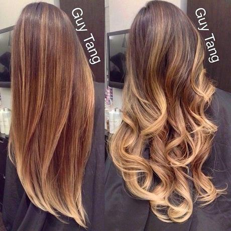 Hot Hair Trend BALAYAGE