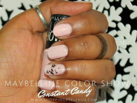 Maybelline Color Show Nail Paint in Constant Candy Review - Looking  For A Soft Baby Pink Nail Polish Shade? This One Might Be It!
