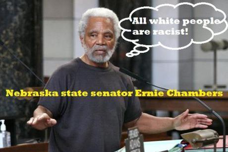 Nebraska state senator Ernie Chambers