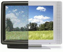 analogue to digital