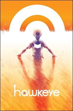All-New Hawkeye #1 Cover