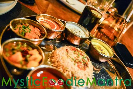 Indulge in multi-hue Thali at Paranda - Vivanta By Taj, Surajkund