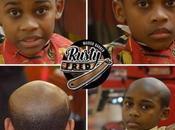 "Georgia Barber Gives ""Old Man"" Haircuts Misbehaving Kids"
