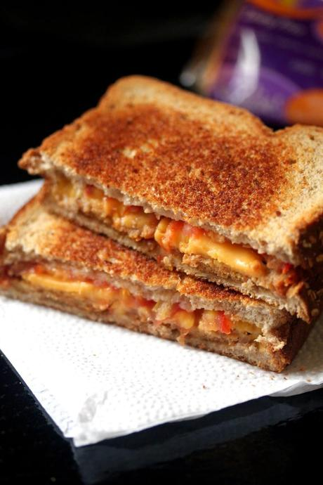 Grilled Cheeze with Go Veggie Dairy Free Cheese