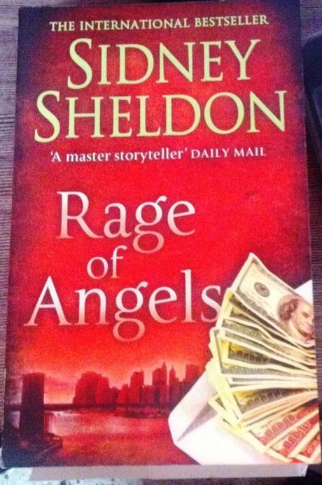 Rage of Angels by Sidney Sheldon book review saurabh chawla