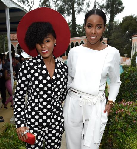 Celeb Attend Roc Nations Grammy Brunch