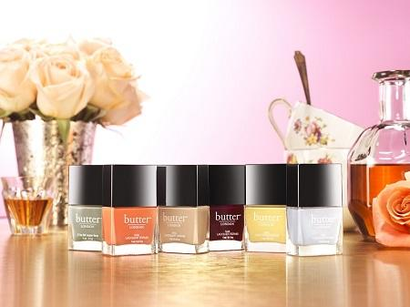 butter LONDON celebrates High Tea