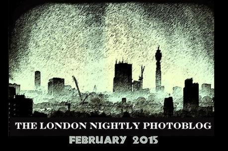 The #London Nightly #Photoblog 08:02:15