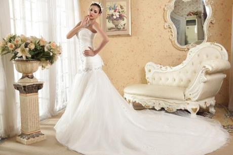 Wedding Dresses For The Tall Bride